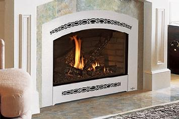 Ravelle 42 or 30 Fireplace